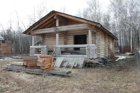 """Недостроенный дом в д. Зиновкино, ДНП """"Сиеста"""" - Фото 3"""