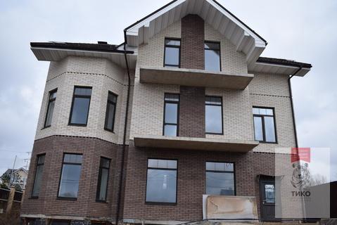 Шикарный загородный дом 400м2 деревня Бородки (Одинцово) - Фото 1