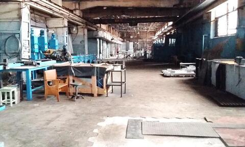 Сдам производственный цех 1866 кв.м. - Фото 1