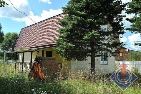 Дача в СНТ Черемушка, г. Наро-Фоминск, в районе ул. Огородной - Фото 1