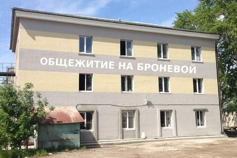 Общежитие на Броневой, м.Кировский завод - Фото 1