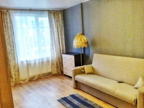 Квартира с евро-ремонтом и мебелью в новом доме - Фото 1