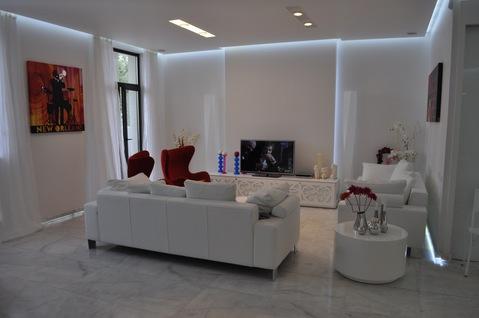 Стильная 5-комнатная квартира в клубном доме в Ливадии - Фото 4