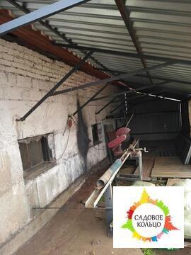 Теплое, отапливаемое помещение, ворота 3 на 2,1 метр, пол бетон, усн - Фото 1