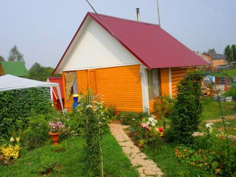 Дом в д. Бельцы, 110 км от МКАД, щелк, горьк, яросл. ш - Фото 4