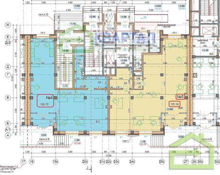 Помещение 109 кв.м. на первом этаже в центре Белгорода - Фото 2