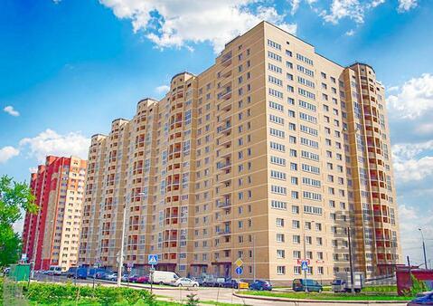 Трехкомнатная квартира в новом монолитно-кирпичном доме, ЖК Пироговски - Фото 1