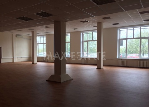 Аренда офиса 285м2 м. Крылатское, м. Молодежная, открытая планировка - Фото 1