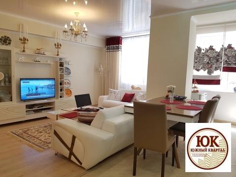 Продается 3х комнатная квартира с хорошим ремонтом и мебелью. - Фото 4