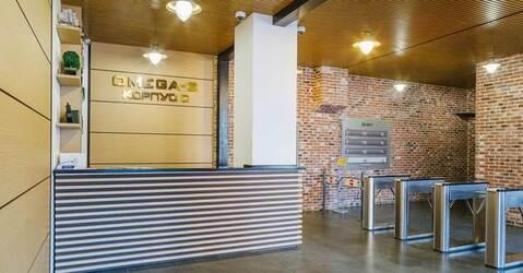 Аренда офиса с отделкой 19 кв.м. метро Автозаводская - Фото 1