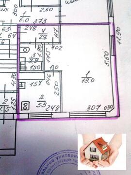 Продам 1-комн. квартиру ул.Ген. Ивлиева, Купить квартиру в Нижнем Новгороде по недорогой цене, ID объекта - 316980548 - Фото 1