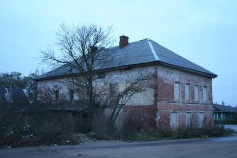 Здание 304.2 м2, деревня Домославль - Фото 1