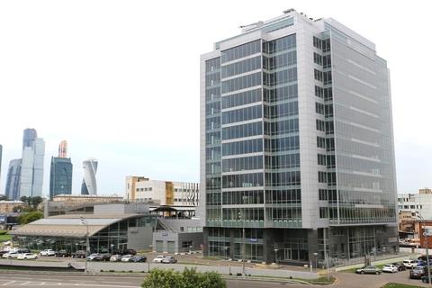 Офис с ремонтом в новом Бизнес Центре класса «А», 1 250 м2 - Фото 2