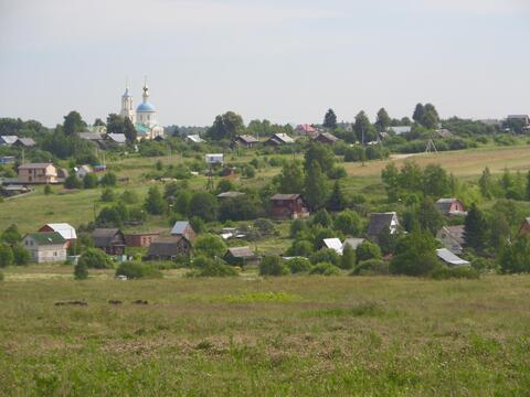 Шикарный участок в деревне Леоново - Фото 5