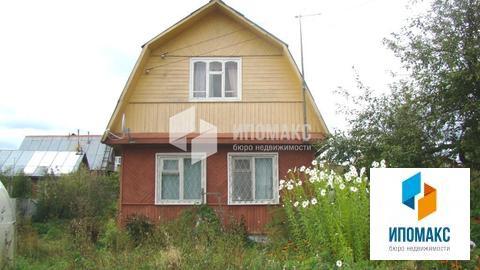 Дача 70 кв.м, участок 8 соток, СНТ Нива,38 км от МКАД, Киевское шоссе - Фото 1