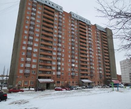 Предлагаю 2х комнатную квартиру в г. Серпухов ул. Ворошилова д. 163 - Фото 1