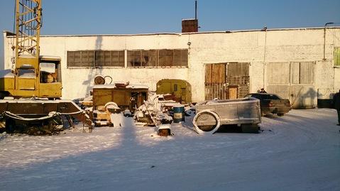 Промышленное здание в п. Ульяновка Тосненского района - Фото 1