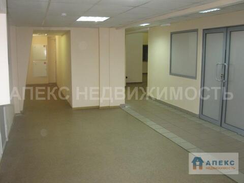 Аренда офиса 392 м2 м. Бауманская в бизнес-центре класса В в Басманный - Фото 1