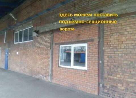 1 этаж. 180 м2 +2 офиса+с/у. Пр-во, склад, псн - Фото 5