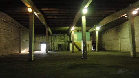 Аренда неотапливаемого склада 1659 кв.м - Фото 2