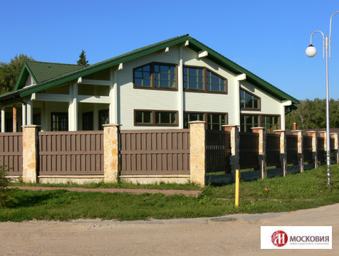 Загородный дом 442 кв.м, 40 км от МКАД Симферопольское шоссе - Фото 2
