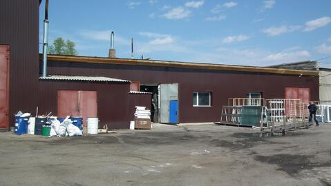 Аренда помещения для производства и склада - Фото 1
