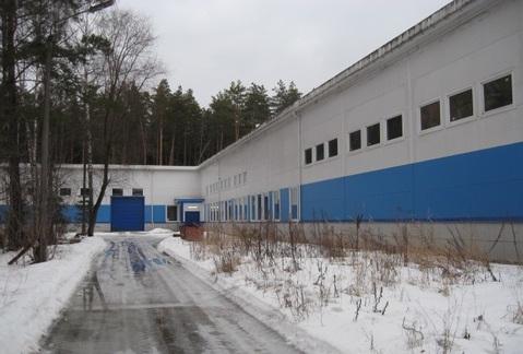 Продам производственно-складское здание 3 400 кв.м. - Фото 1