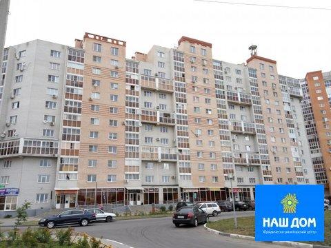 Двухкомнатная квартира: г.Липецк, Славянова улица, д.1 - Фото 1