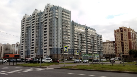 Квартира в великолепном месте, рядом с Лахтинским Разливом - Фото 1