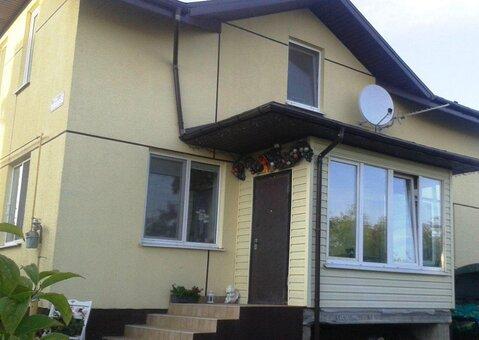 Современный дом с удобной планировкой ( Минск 1 км от МКАД) в Зацени - Фото 2