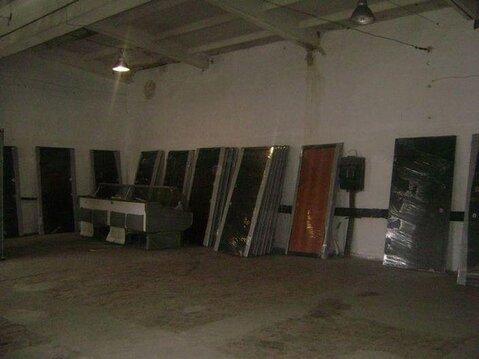 Аренда складского помещения 560 м2