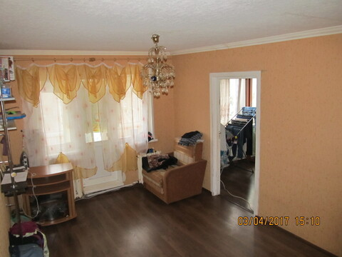 Квартира 3-х комнатная с ремонтом - Фото 1