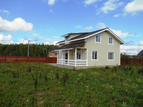 Дом, жилой, 65км от МКАД по Калужскому шоссе. - Фото 4