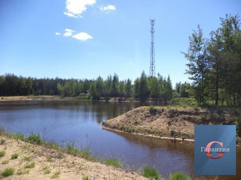 Участок в с.Заречье на ул.Лесной на краю озера - Фото 5