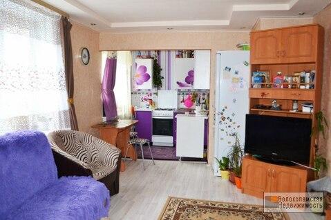 3-комнатная квартира в Волоколамском районе (жд ст.Чисмена) - Фото 2