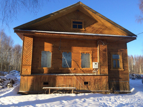 Дом 33 кв.м. д.Чакрыгино - Фото 1