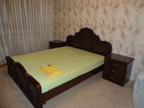 Сдается 3-х комнатная квартира м.Борисово, хороший ремонт, мебель - Фото 4