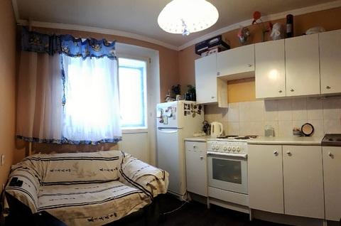Продается 1-комнатная квартира с отделкой, Южное Бутово (Щербинка) - Фото 1