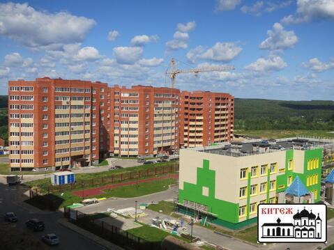 Однокомнатная квартира в новом кирпичном доме в микрорайоне Кубяка - Фото 1