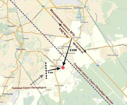 Участок 22 731 метр кв, пром. назначение, все коммуникации, есть газ - Фото 4