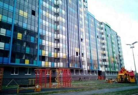 Продажа однокомнатной квартиры Ж.К. Вернисаж - Фото 1