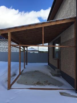 Продам дом 213 кв м на 10 сот земли ИЖС в 10 км от КАД в дер Скотное - Фото 4