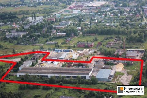 Продажа производственного комплекса в Волоколамске - Фото 2