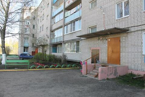 4-х комнатная квартира в д. Титово, ул. Центральная, д. 6 - Фото 1