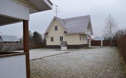 Дом 160 кв.м, Участок 10 сот. , Киевское ш, 35 км. от МКАД. - Фото 2