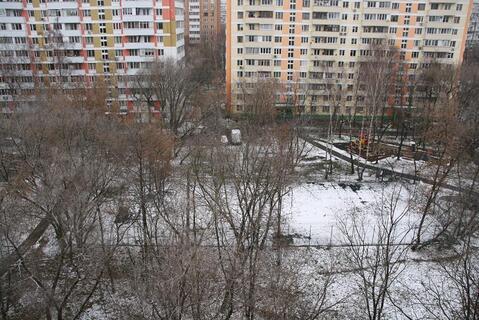 Квартира по адресу: г. Москва, улица Затонная, дом 12, к2 - Фото 4