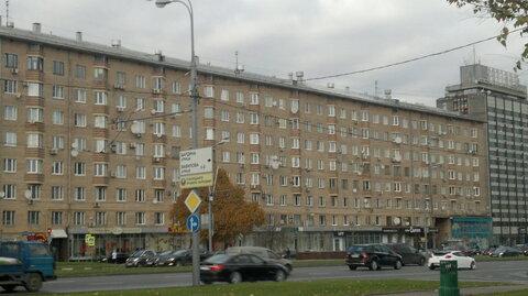 Трехкомнатная Квартира Москва, проспект Ленинский проспект, д.40, ЮЗАО . - Фото 4