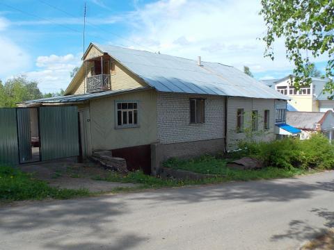 Кирпичный дом на второй линии от Волги в г. Плес - Фото 1