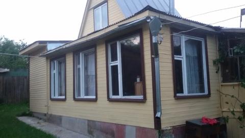 Продаю домик на берегу рузского водохранилища - Фото 1