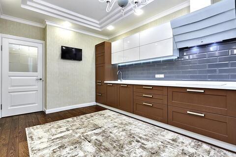 4 квартира в центре Краснодара, в доме премиум-класса! - Фото 4